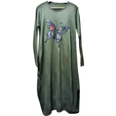 Γυναικείο μπλουζοφόρεμα w-3