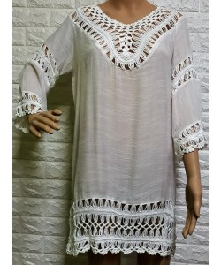 Γυναικεία μπλούζα-φόρεμα LA-209