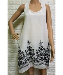 Γυναικείο φόρεμα εξώπλατο  LA-217-1