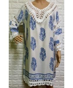 Γυναικεία μπλούζα-φόρεμα LA-233 0b6937e47cc