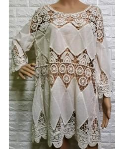 Γυναικεία μπλούζα-φόρεμα LA-240