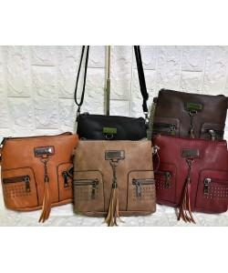 Γυναικεία τσάντα χιαστί M-334