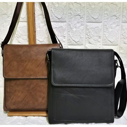 94689958bd Ανδρική τσάντα χιαστί Μ-344