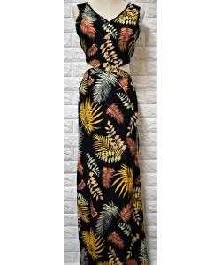 Γυναικείο εξώπλατο φόρεμα  LA-424