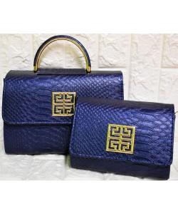 Γυναικεία τσάντα σετ 2 τμχ  M-519
