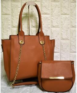 80f63587ef Γυναικεία τσάντα σετ 2 τμχ M-608