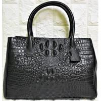 Γυναικεία δερμάτινη τσάντα Μ-620