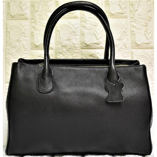 ec2beefadc Γυναικεία δερμάτινη τσάντα Μ-621