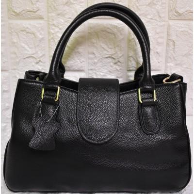 Γυναικεία δερμάτινη τσάντα Μ-622