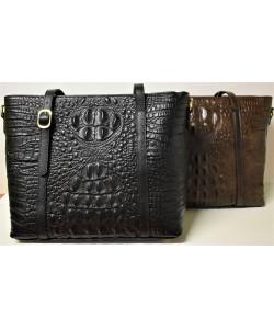 Δερμάτινη γυναικεία τσάντα Μ-1071