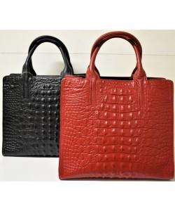 Δερμάτινη γυναικεία τσάντα Μ-1076