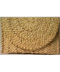 Ψάθινο γυναικείο τσάντακι Ρ-500