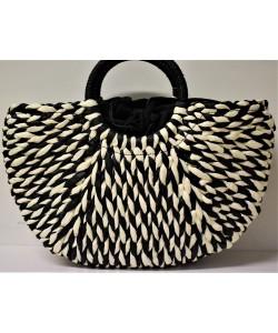 Ψάθινη γυναικεία τσάντα Ρ-516