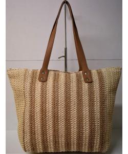 Ψάθινη τσάντα  Ρ-520-1