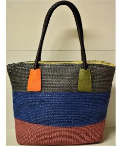 Ψάθινη γυναικεία τσάντα Ρ-537