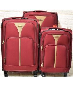 Βαλίτσα σετ 3 μεγέθη κωδικός 14520-3